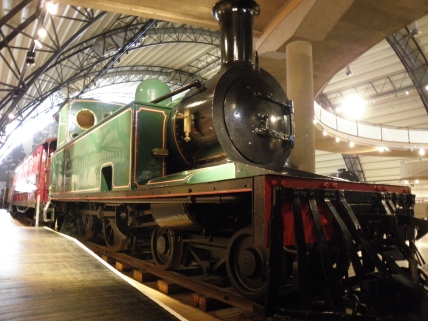 Kathleen @ Ulster Transport Museum